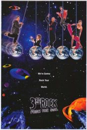 Poster 3rd Rock from the Sun