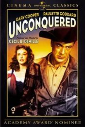 Poster Unconquered
