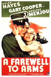 Poster A Farewell to Arms