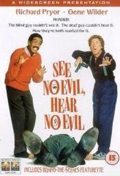 Poster See No Evil, Hear No Evil
