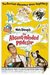 Poster The Absent Minded Professor