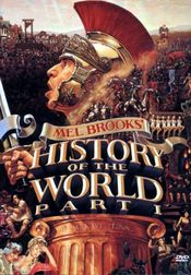 Poster Mel Brooks' History of the World: Part 1