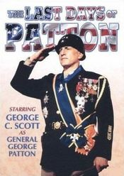 Poster The Last Days of Patton