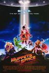 Muppets în spațiu
