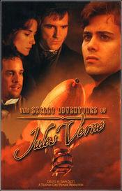 Poster The Secret Adventures of Jules Verne