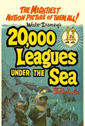 Poster 20,000 Leagues Under the Sea