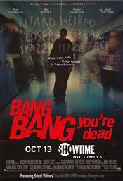 Poster Bang Bang You're Dead