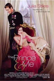 Poster The Prince and Me