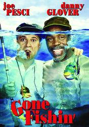 Poster Gone Fishin'