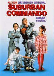 Poster Suburban Commando
