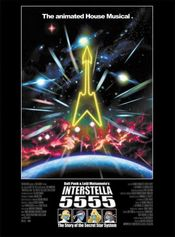 Poster Interstella 5555: The 5tory of the 5ecret 5tar 5ystem