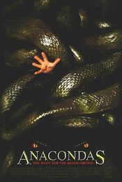Poster Anacondas: The Hunt For the Blood Orchid
