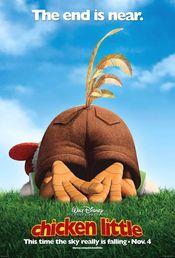 Poster Chicken Little