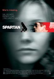 Poster Spartan