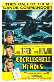 Poster The Cockleshell Heroes