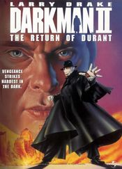 Poster Darkman II: The Return of Durant