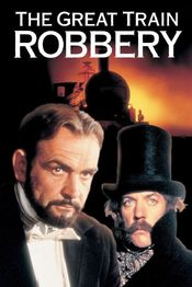 Poster The First Great Train Robbery