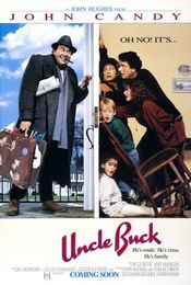 Poster Uncle Buck