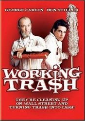 Poster Working Trash
