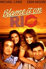Poster Blame It on Rio