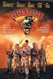 Poster Delta Force 3: The Killing Game