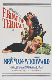 Poster From the Terrace