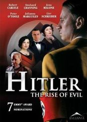 Poster Hitler: The Rise of Evil