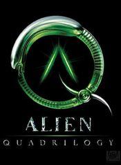 Poster Alien: Quadrilogy (DVD)