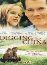 Poster Digging to China