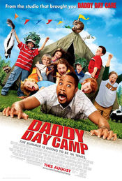 Poster Daddy Day Camp