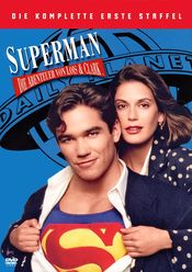 Poster Lois & Clark: The New Adventures of Superman