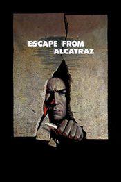 Poster Escape from Alcatraz