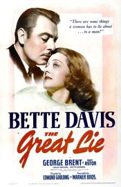 Poster The Great Lie