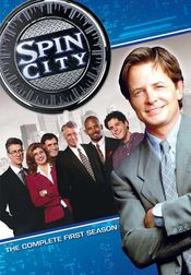 Poster Spin City
