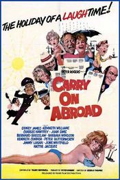 Poster Carry On Abroad