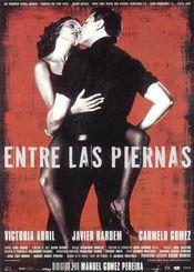 Poster Entre las piernas