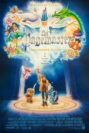 Poster The Pagemaster