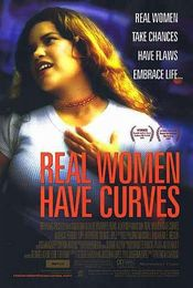 Poster Real Women Have Curves