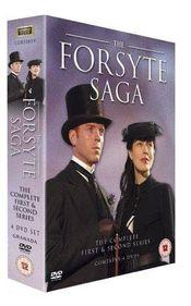 Poster The Forsyte Saga