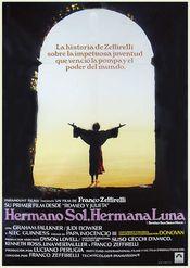 Poster Fratello sole, sorella luna