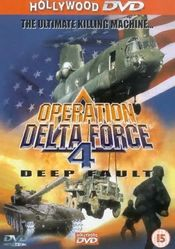 Poster Operation Delta Force 4: Deep Fault