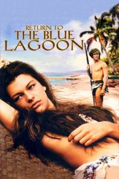 Poster Return to the Blue Lagoon