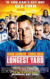 Poster The Longest Yard