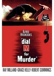 Poster Dial M for Murder