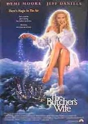 Poster The Butcher's Wife