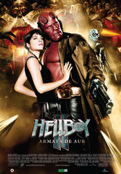 Poster Hellboy II: The Golden Army