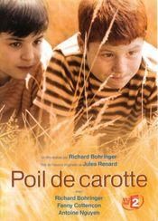 Poster Poil de carotte