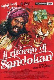 Poster Il Ritorno di Sandokan