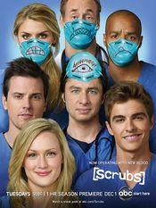 Poster Scrubs