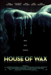Poster House of Wax